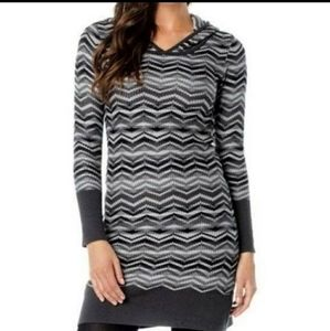 Prana Meryl Chevron Sweater Dress